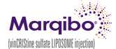 Marqibo is indicated for the treatment of acute lymphoblastic leukemia