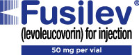 Fusilev is indicated for the treatment of colorectal cancer