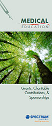 Spectrum Pharmaceuticals Grants Brochure