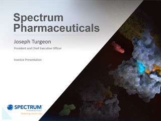 Spectrum Corporate Presentation